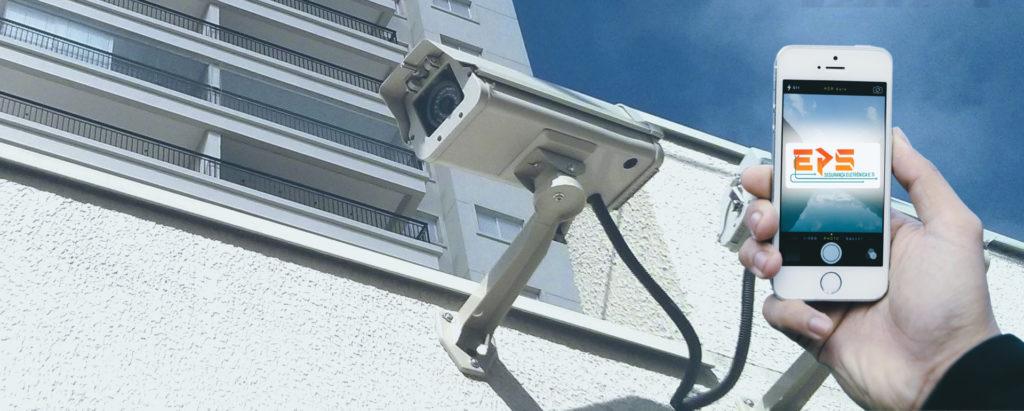 CFTV, alarmes e Interfone